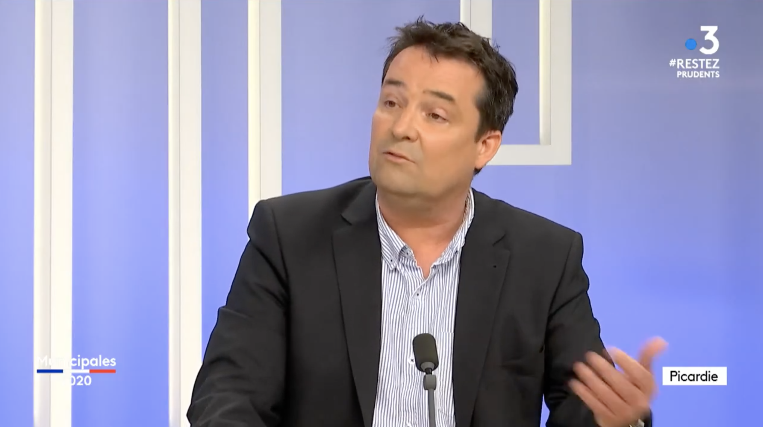 Le débat du second tour sur France 3 Picardie